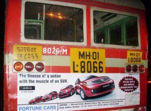 BEST bus advertising,Mumbai Bus Branding,AC bus advertising,Non-AC bus advertising