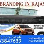 Bus Advertising on Rajasthan Roadways Buses