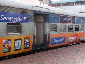 Train Branding in Bhubaneshwar, Train Advertising in Bhubaneshwar, Odisha train advertising agency, Odisha Hoardings