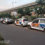 MXPlayer's Car advertising campaign in Kolkata