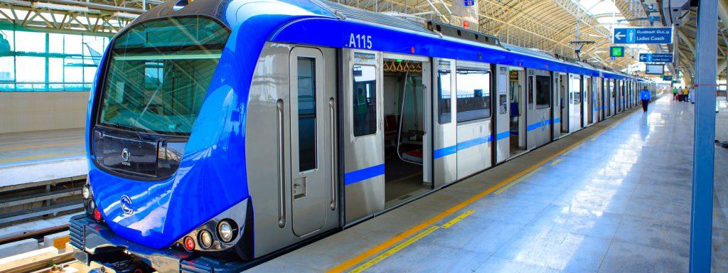 DOOH Tender byChennai Metro Rail Limited (CMRL)