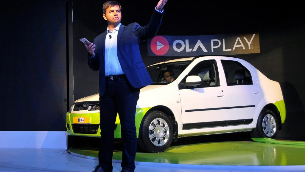 How the Ola Play app is shaping transit advertising?