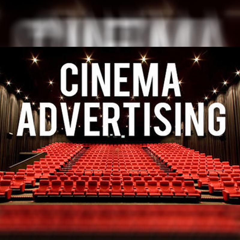 In-Cinema advertising estimated to touch the 8 billion figure in 2020