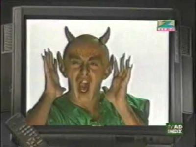 Goutam Rakshit, the creator of the epochal Onida Devil, passed away