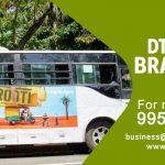 Bus Advertising in Delhi