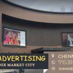 Mall Advertising in Chennai