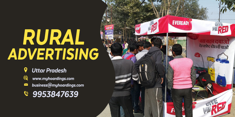 Rural marketing,Rural advertising India, Village advertising, Indian village markets branding