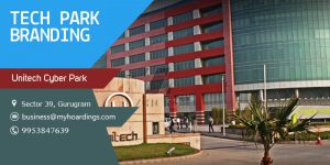 Advertising in Corporate Offices in Gurgaon.We have tie-ups in all major software IT parks of Gurugram and Noida.