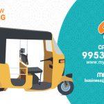 Auto advertising agency in Delhi, Delhi auto branding, Auto rickshaw branding company
