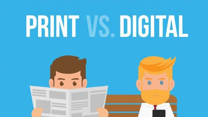 Will Print Media Finally Succumb to the Digital Onslaught?