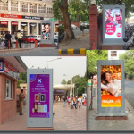 DOOH Ad Options in Delhi