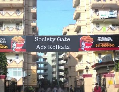 RWA Advertising in Kolkata, Advertising in the apartments and residential societies of Kolkata