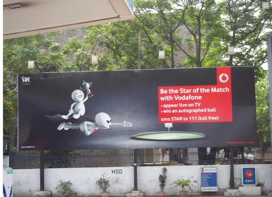 HPCL Petrol pumps, Petrol pump advertising,Fuel Station Billboards in India,Ad Agency in India