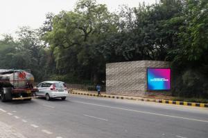 Delhi's Lutyens Zone Advertising, delhi's lutyen advertising, delhi road advertising, delhi branding, new delhi advertisig