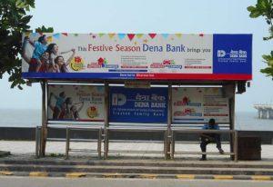 Advertising on Bus Shelters in mumbai, mumbai bus branding, mumbai bus stop campaigning