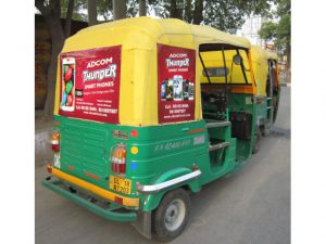 advertising in Hyderabad