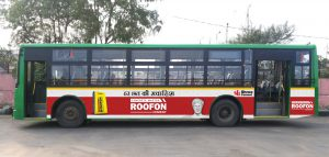 Bus Advertising Jaipur, Rajasthan bus branding, RSRTC bus ads, Transit media in India, Bus ad agency Jaipur, MyHoardings