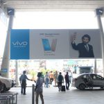 Ad options for advertising on Chennai Airport