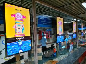 DOOH Advertisement, DOOH Ads, Digital out of home screens, Best DOOH Ad Agency