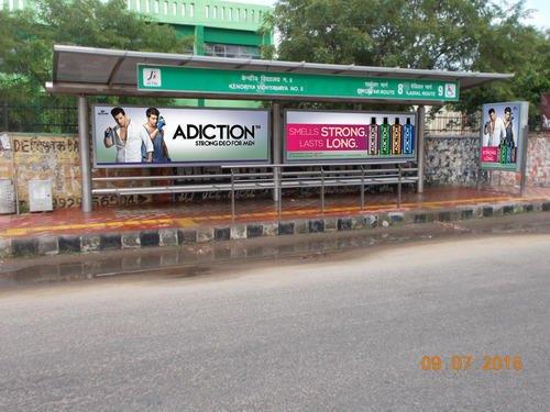 Bus Stop Branding, BQS, Bus Shelter Ads, OOH Advertising, BQS DOOH, Bus stop Ad Agency