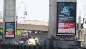Metro Pillar Branding