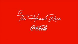Coca Cola Ad, To The Human Race,