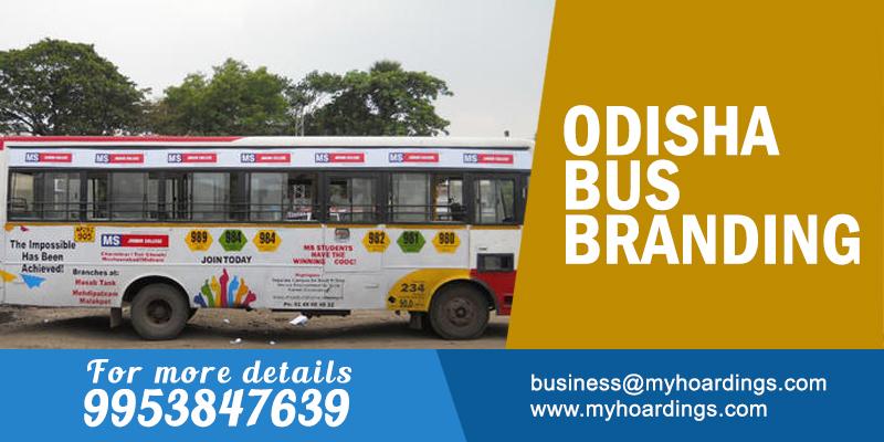 Bus branding in Orissa,OSRTC Bus Advertising,Bus branding in Odisha,Orissa Bus Branding