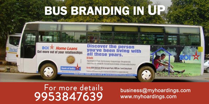 Bus Branding in UP,Advertising on UP roadways buses,Bus back panel ads on UPSRTC Buses,Uttar Pradesh bus branding