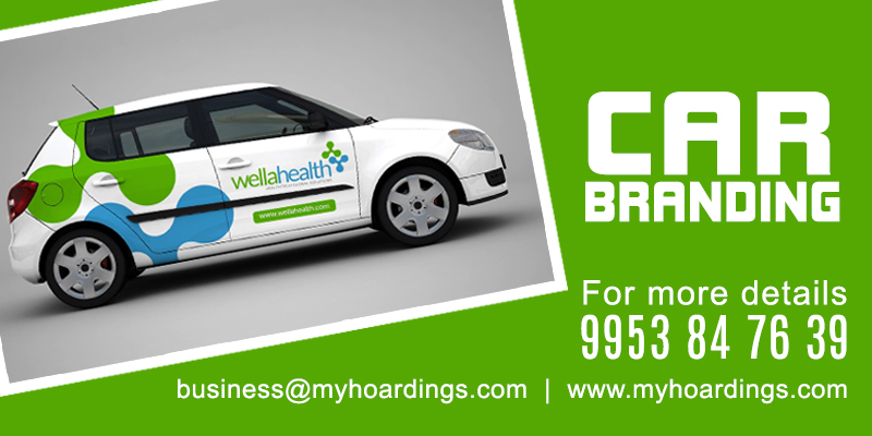 Taxi Ads in Gurgaon