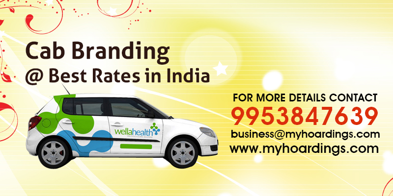 UBER Cab branding,UBER advertising in India,UBER taxi Ads in India,Car advertising agency in India