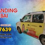 Cab Branding in Mumbai