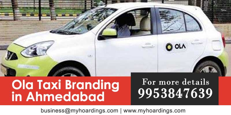 Ahmedabad Car Branding,Ola Cab advertising in India,Ola Cab branding in Ahmedabad,Ola Taxi ads in Ahmedabad,UBER Car advertising in Ahmedabad,UBER Ads India