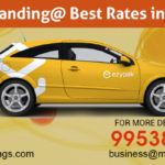 Cab branding in Allahabad