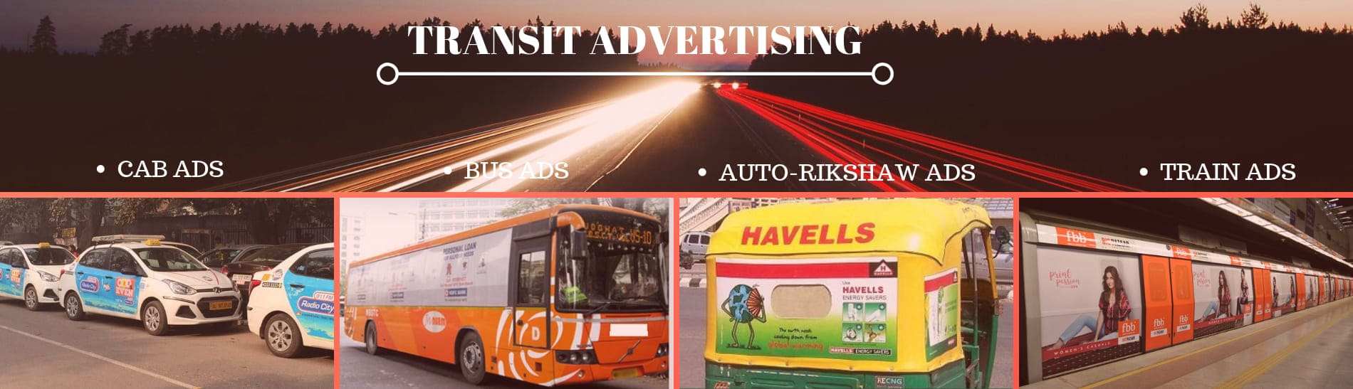 Advertising company & Branding Agency in India | Outdoor